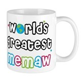 World's Greatest Memaw! Mug