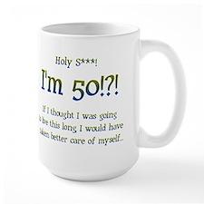 Holy S***, it's a Large Mug!