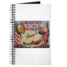 FDR & Churchill Journal