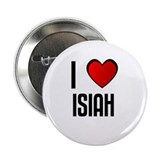I LOVE ISIAH Button