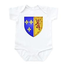 Mary, Queen of Scots Infant Bodysuit