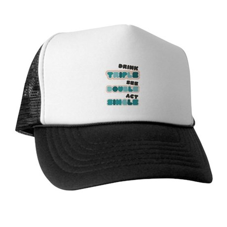 Funny Bachelor Party Drinking Trucker Hat