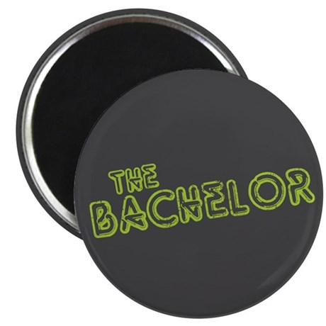 "Green ""The Bachelor&quot 2.25"" Magnet (10 pac"
