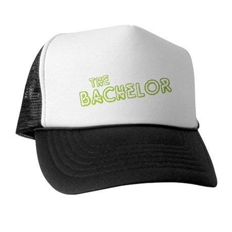 "Green ""The Bachelor&quot Trucker Hat"