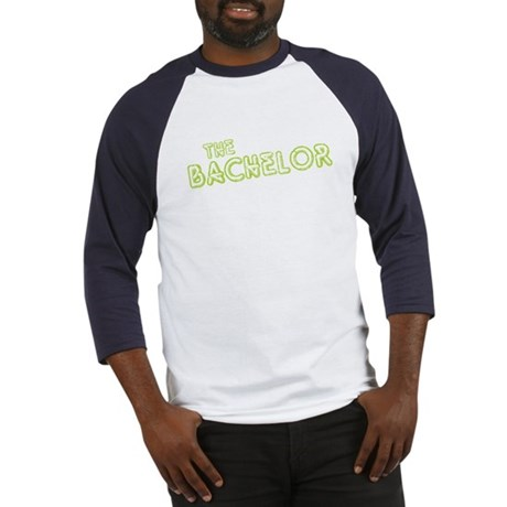 "Green ""The Bachelor&quot Baseball Jersey"