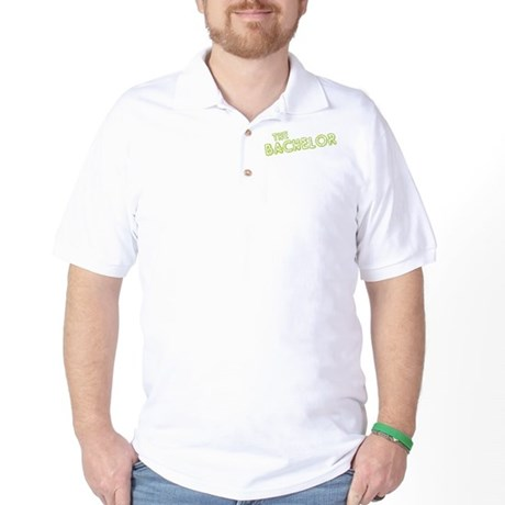 "Green ""The Bachelor&quot Golf Shirt"