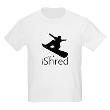 Snow Board T-Shirt