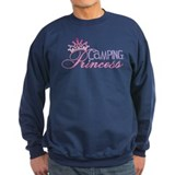 CAMPING PRINCESS Sweatshirt