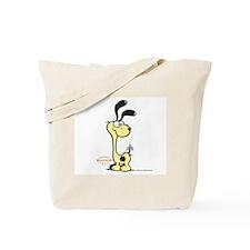 Vintage Odie Tote Bag