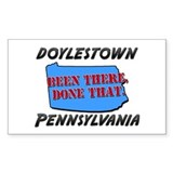 doylestown pennsylvania - been there, done that St