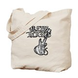 Alexis Rocks Tote Bag