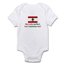 Perfect Lebanese Infant Bodysuit