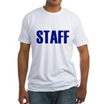 Staff Fitted T-Shirt