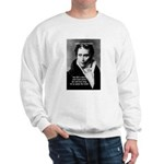 Schopenhauer Philosophy Truth Sweatshirt