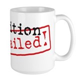 Prohibition Failed Mug