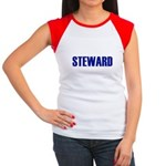 Steward Women's Cap Sleeve T-Shirt