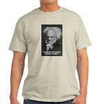 Pessimism / Schopenhauer Ash Grey T-Shirt