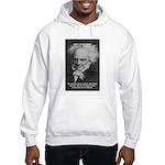 Pessimism / Schopenhauer Hooded Sweatshirt
