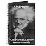 Pessimism / Schopenhauer Journal
