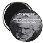 Pessimism / Schopenhauer Magnet