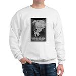 Pessimism / Schopenhauer Sweatshirt