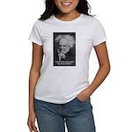 Pessimism / Schopenhauer Women's T-Shirt