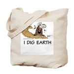 BC Goes Green Tote Bag