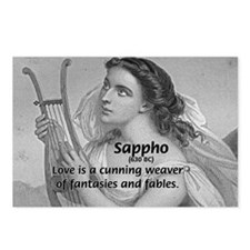 Love / Lyric Poetry: Sappho Postcards (Package of