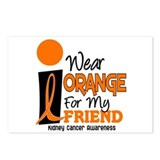 I Wear Orange For My Friend 9 KC Postcards (Packag