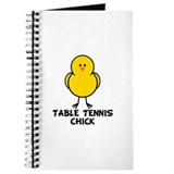 Table Tennis Chick Journal