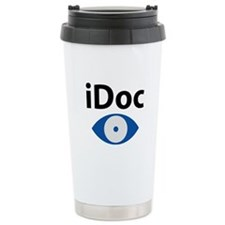 iDoc Ceramic Travel Mug