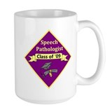 Speech Pathologist Grad Mug
