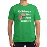 My Baloney's Name Fitted T-Shirt (dark)