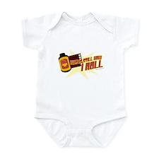 Film's How I roll Infant Bodysuit