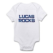 lucas rocks Infant Bodysuit