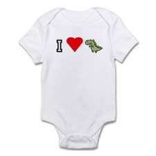 TRex Infant Bodysuit