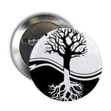 "Reiki Tree 2.25"" Button (10 pack)"