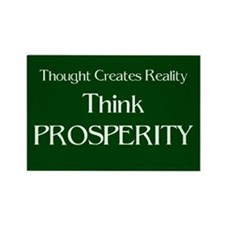 Think Prosperity Magnet
