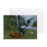 Dragon Hatchlings Greeting Cards (Pk of 10)