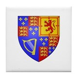 House of Stuart Tile Coaster