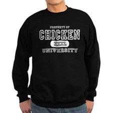 Chicken University Sweatshirt