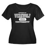 Werewolf University Property Women's Plus Size Sco