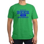 Beer University Bier Men's Fitted T-Shirt (dark)