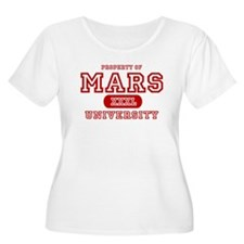 Mars University Property T-Shirt