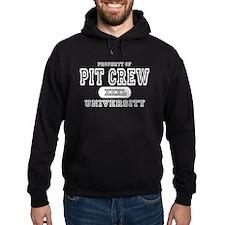 Pit Crew University Hoodie
