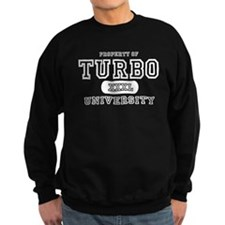 Turbo University Property Sweater