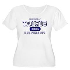 Taurus University Property Women's Plus Size Scoop