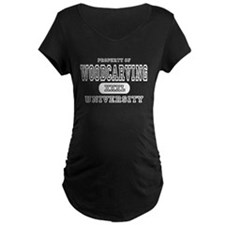 Woodcarving University T-Shirt