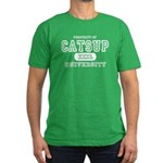 Catsup University T-Shirts Men's Fitted T-Shirt (d