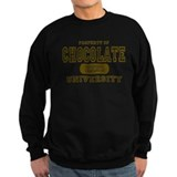Chocolate University Sweatshirt